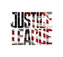 Justice League 001 Photographic Print