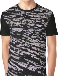 Straws, sticks, abstract pattern Graphic T-Shirt