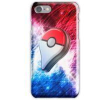 POKÉMON GO - RED & BLUE SPACE! iPhone Case/Skin