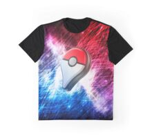 POKÉMON GO - RED & BLUE SPACE! Graphic T-Shirt