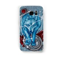 Lupus Wolf Constellation Samsung Galaxy Case/Skin