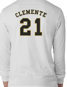 Roberto Clemente #21 Long Sleeve T-Shirt