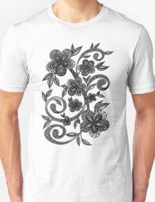 Floround Tangle Unisex T-Shirt