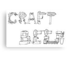 Craft Beer  Canvas Print