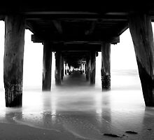 Under the Pier by Patbec