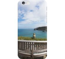 The Best Seat in the House iPhone Case/Skin
