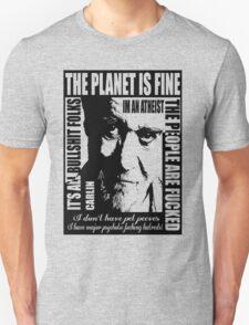 Carlin Unisex T-Shirt