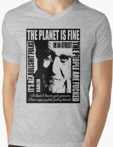Carlin Mens V-Neck T-Shirt