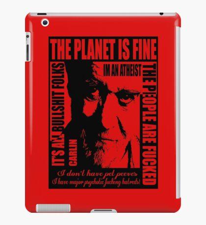 Carlin iPad Case/Skin