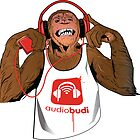 Red Monkey by audiobudi