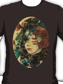 A natural girl T-Shirt