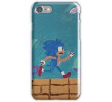 Aqua Lake Zone iPhone Case/Skin