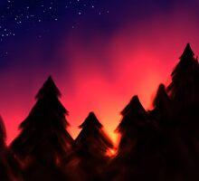 Days Last Light by EbonyStone