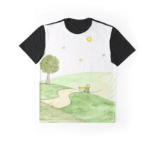 The Little Prince & The Fox Graphic T-Shirt