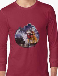 rick and morty Future Long Sleeve T-Shirt