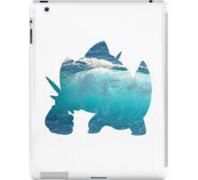 Mega Swampert used Hydro Pump iPad Case/Skin
