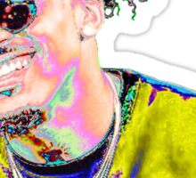 August Alsina Sticker