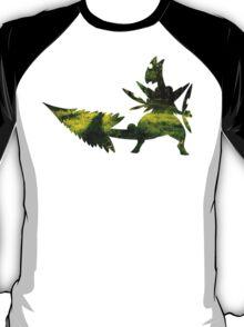 Mega Sceptile used Leaf Storm T-Shirt