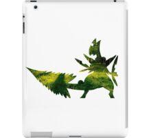 Mega Sceptile used Leaf Storm iPad Case/Skin