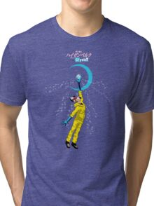 Wild Guardian Heisenberg Crystal Tri-blend T-Shirt