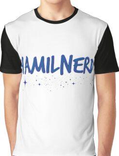 Hamilnerd Constellation Graphic T-Shirt