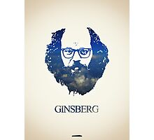 Icons - Allen Ginsberg Photographic Print