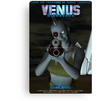 Venus BlueGenes Canvas Print