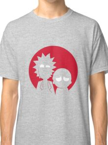 rick and morty japan Classic T-Shirt