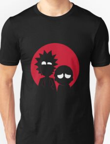 rick and morty japan Unisex T-Shirt