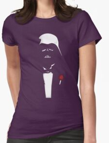 The Father Darth Vader ! Womens Fitted T-Shirt