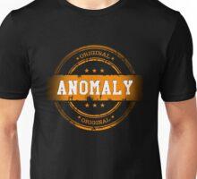 Anomaly Stamp Unisex T-Shirt