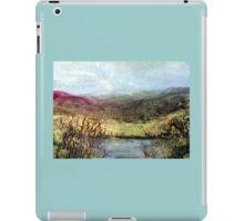 Moorland View 2 iPad Case/Skin