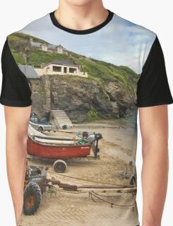 The Workhorses of St Agnes Graphic T-Shirt