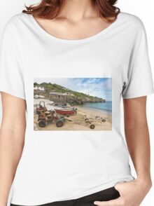 The Workhorses of St Agnes Women's Relaxed Fit T-Shirt