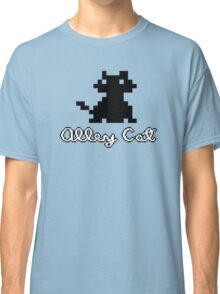 ALLEY CAT - DOS PC GAME Classic T-Shirt