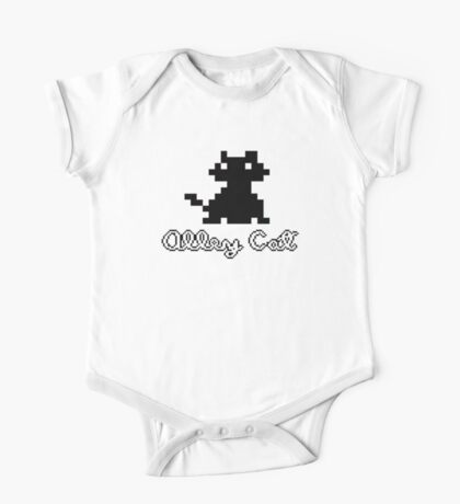 ALLEY CAT - DOS PC GAME One Piece - Short Sleeve
