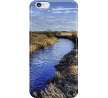 View from the Boathouse Bridge iPhone Case/Skin