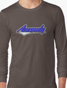 Anomaly Stripes Blue Long Sleeve T-Shirt