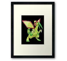 flygon Framed Print