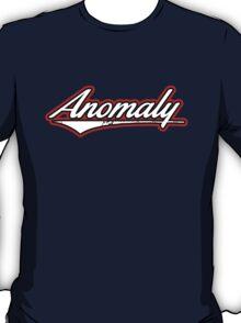 Anomaly Stripes White T-Shirt