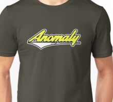 Anomaly Stripes Yellow Unisex T-Shirt
