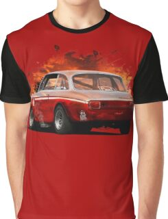 Alfa Romeo Giulia GTA Graphic T-Shirt
