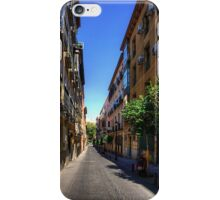 Old Quarter of Madrid iPhone Case/Skin