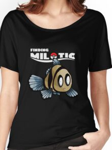 Finding Milotic (Nemo) Women's Relaxed Fit T-Shirt