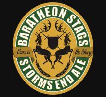Baratheon Beer Kids Clothes