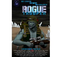 Rogue Trooper Engineered for War Photographic Print