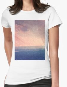 Landscape 03 Womens Fitted T-Shirt