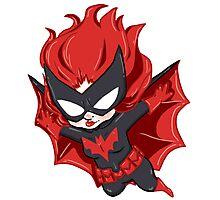 DC || Batwoman Photographic Print