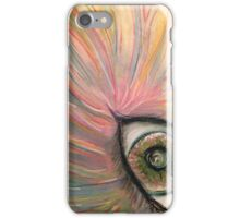 Sparking Eye iPhone Case/Skin