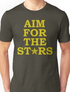 Aim for the Stars (Yellow) T-Shirt